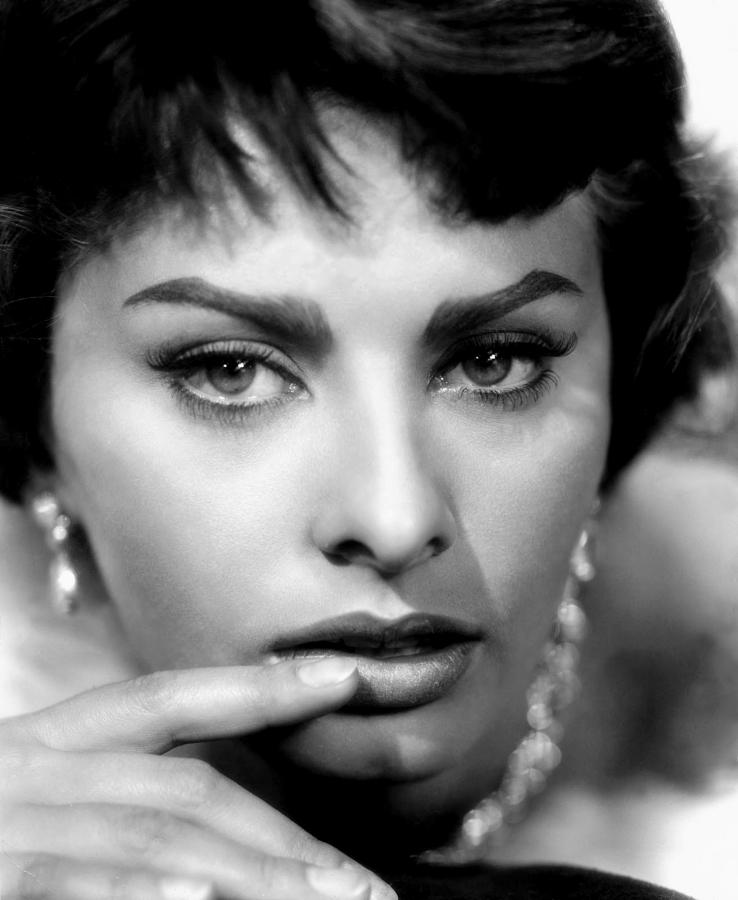 Sophia Loren 1955