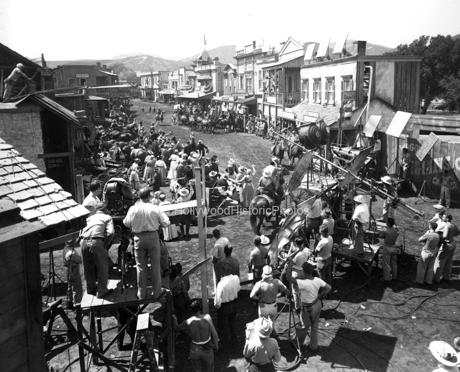 Hollywood Historic Photos Woodland Hills 1947