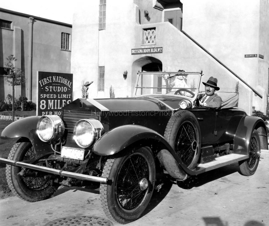 Director George Fitzmaurice 1927