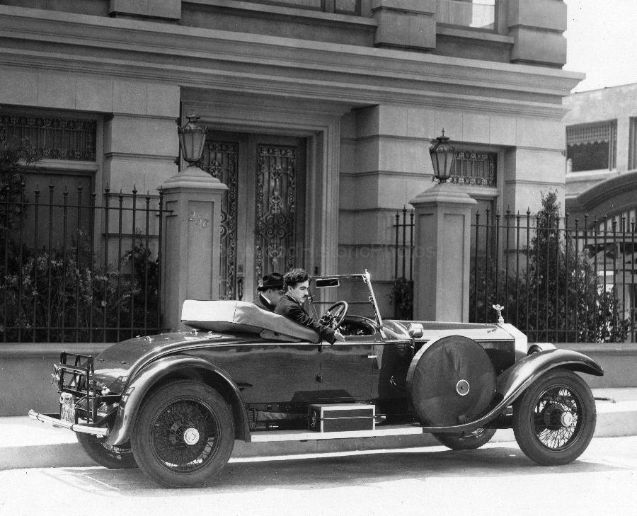 Charlie Chaplin 1931