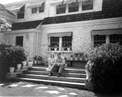 hollywood historic photos encino 1938